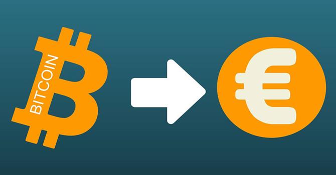 Bitcoin cambio euro